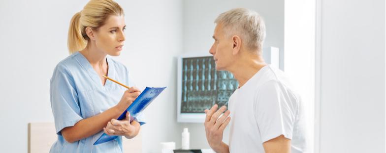 pulsante per chirurgia della prostata turp