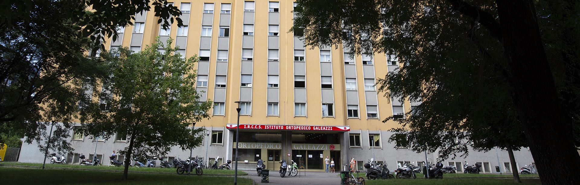 Istituto Ortopedico Galeazzi | Gruppo San Donato